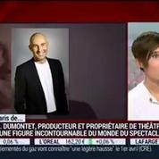 Le Paris de Jean-Marc Dumontet, producteur