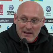 Rugby / Top 14 / Toulon l'emporte sous les yexu de Dominguez