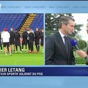 Letang : PSG-Barça, un tirage très excitant