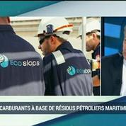 Ecoslops a réussi son introduction en Bourse: Michel Pingeot (2/5)