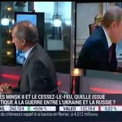 Gérard Longuet, ancien ministre de la Défense –