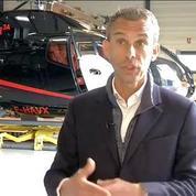Paris-Dakar, Dropped : l'hélicoptère est-il risqué?