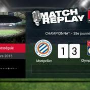Montpellier - Lyon (1-5) : le Match Replay avec le son de RMC Sport