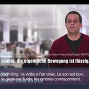 Un présentateur allemand avoue avoir truqué une vidéo d'un ministre grec