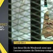 Il y a deux ans : Hosni Moubarak était condamné à la prison en Égypte