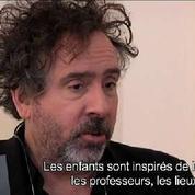Tim Burton et son étrange album souvenir