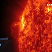 Les plus belles éruptions solaires en 2013