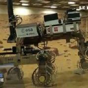 Airbus recrée l'environnement de Mars pour tester les futurs rovers
