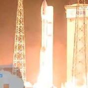 Mission réussie pour la fusée européenne Vega