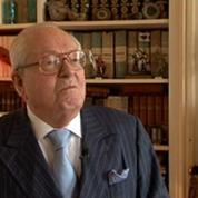 Jean-Marie Le Pen traite le maire de Grenoble de «pervers»