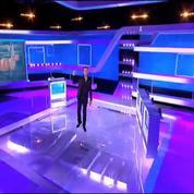 Cyril Féraud présente la 1000ème de SLAM sur France 3