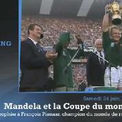 Nelson Mandela, champion du monde toutes catégories