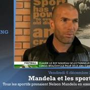Sport: Nelson Mandela, champion du monde toutes catégories