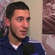 Football: Eden Hazard en difficulté avec l'anglais
