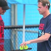 Open d'Australie: «Edberg donne des ailes à Federer»