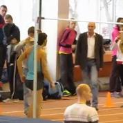 Athlé: Un saut à 2,41m