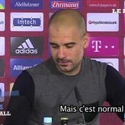Guardiola: «Mon problème au Bayern ? L'Allemand»