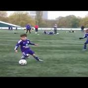 Un jeune Belge surnommé le futur Zidane à ... 7 ans