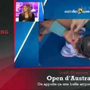 Zap' Sport : Nadal amoché, Pierce l'évangelique