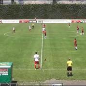 Un but inscrit en ... 3,8 secondes de jeu