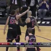 NBA: Le Français Joakim Noah pète les plombs