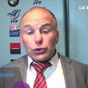 Rugby: L'adjoint de Saint-André plaque les «aigris» et «ceux qui veulent le poste de sélectionneur»