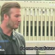 Nouveau propriétaire, David Beckham va construire un stade à Miami