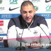Karim Benzema: «Enzo Zidane ? Ne lui mettez pas la pression»