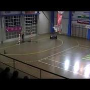 Basket : l'incroyable panier... d'une mascotte
