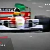 Retour en images sur la carrière d'Ayrton Senna