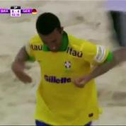 Un but 100% Do Brasil en Beach Soccer