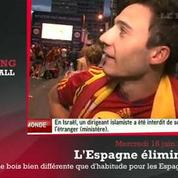 Zap'Mondial : «Les autres pays vont se moquer de nous (Espagne)»
