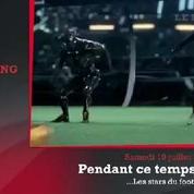 Zap'Sport : Messi et Ronaldo contre les aliens