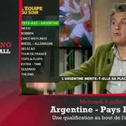 Zap'Mondial : «Personne ne méritait d'aller en finale»