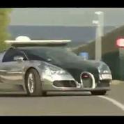 Quand Benzema parade dans une voiture à 2 millions d'euros