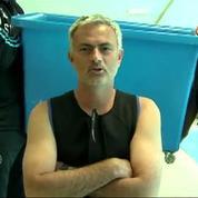 Le Ice Bucket Challenge de José Mourinho