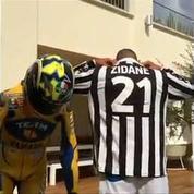 Materazzi fait son Ice Bucket et nomine Zidane !
