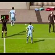 Une compilation des bugs de Fifa 15