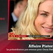 Zap'Sport : Oscar Pistorius condamné, exploit français au mondial