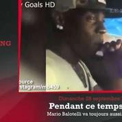 Zap'Sport : Mario Balotelli fait des siennes sous hélium