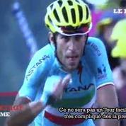 Vincenzo Nibali : «La première semaine du Tour sera très compliquée»