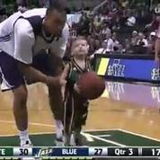 Une équipe NBA signe un enfant de 5 ans atteint de leucémie