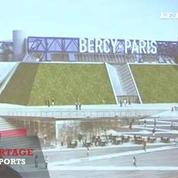 Le Palais Omnisports de Paris-Bercy entame sa mue