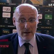Bernard Laporte : «Moins de place à l'aléatoire en Europe»