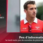 Jules Bianchi : le film des premières 48h après l'accident