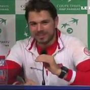 Zap'Sport : Les Suisses ivres après leur victoire en Coupe Davis