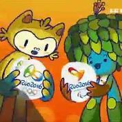 Les mascottes pour les Jeux de Rio 2016 dévoilées