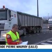 Coupe Davis : La terre battue est arrivée à Lille