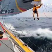 Volvo Ocean Race : Caudrelier et Dongfeng toujours en tête