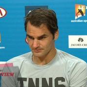 Open d'Australie : Roger Federer tombe au 3e tour